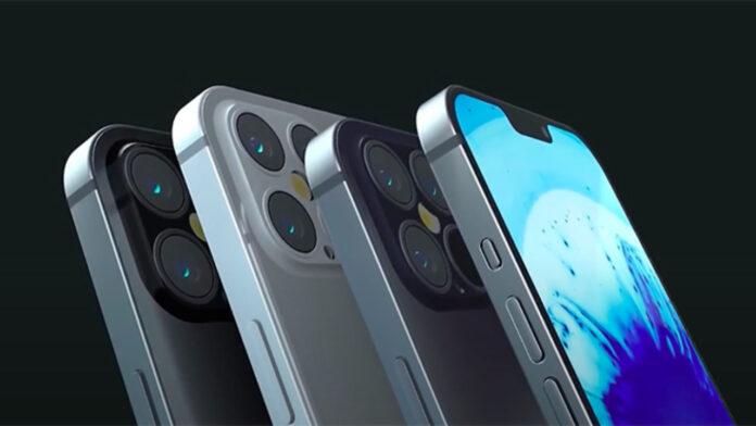 5.4 inçlik iPhone 12 göründü