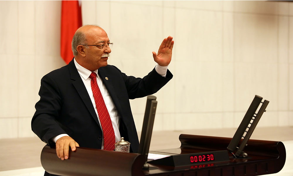 İntibak Yasası teklifimiz Cumhur İttifakı tarafından reddedildi!