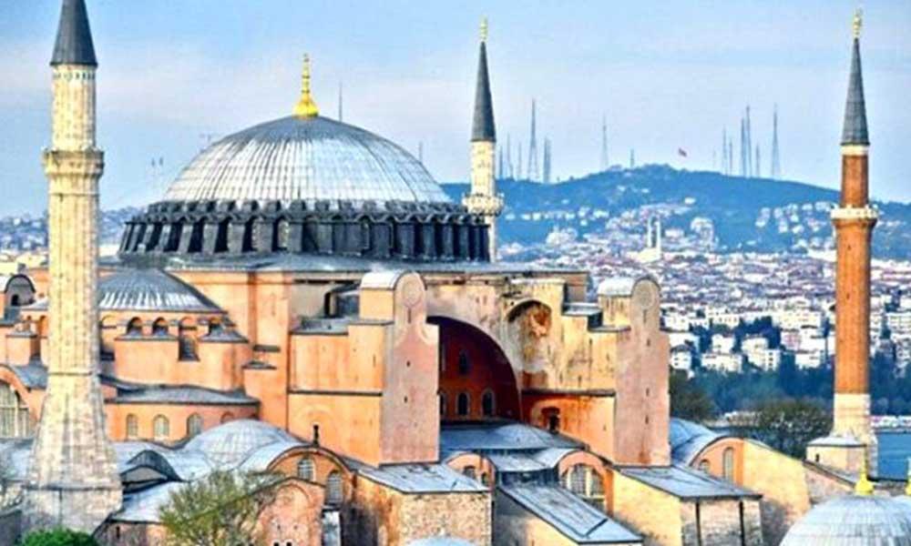 İsrail'den Türkiye'ye Ayasofya tehdidi