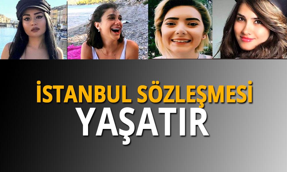 Pınar 27 yaşında öldürüldü! Avukat Hülya Gülbahar: Kadın cinayetlerini önleyebilmenin tek bir yolu var, İstanbul Sözleşmesi