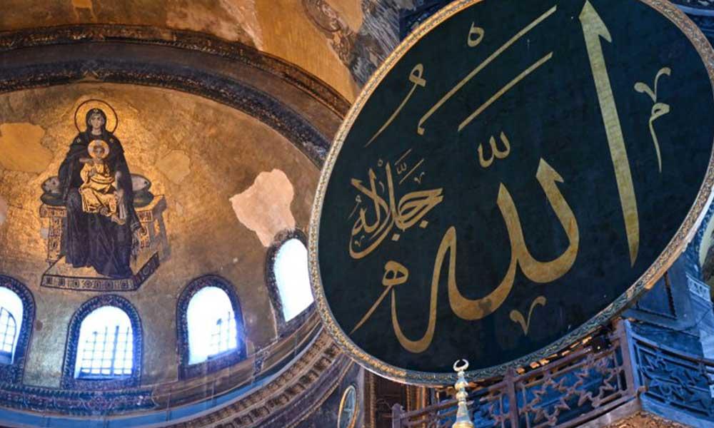 Diyanet'ten Ayasofya'daki mozaik ve resimlerle ilgili açıklama