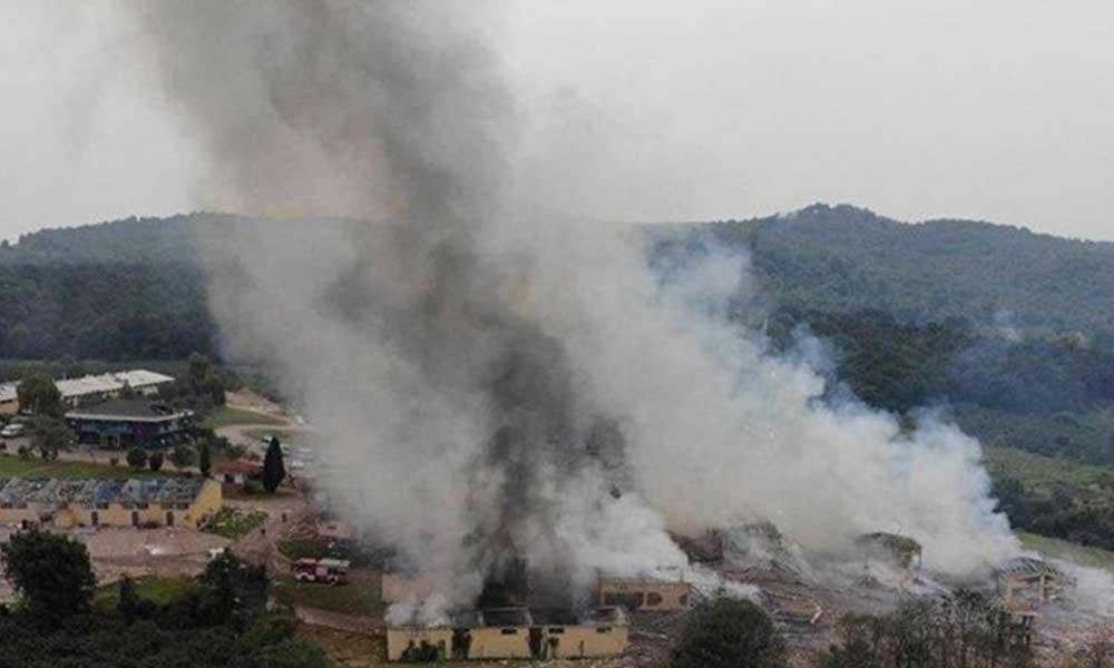 Patlamayla ilgili flaş iddia! 'Havai fişek fabrikası patronu, patlamanın hemen ardından…'