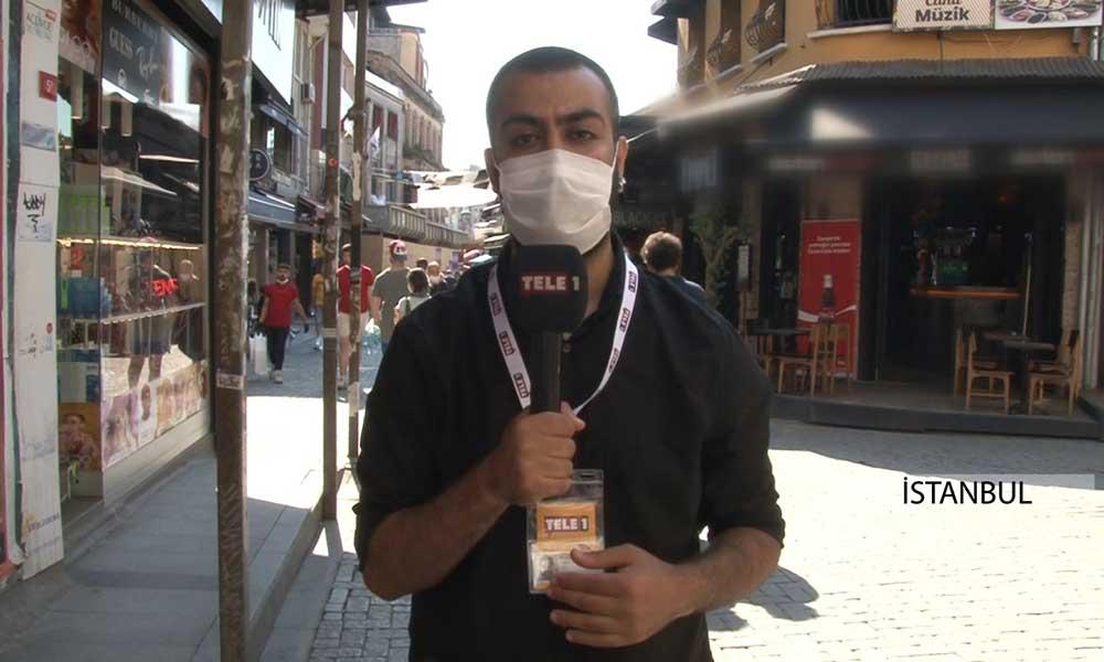 RTÜK'ün, Tele1 ve HalkTV'ye verdiği ekran karartma cezasını vatandaşlara sorduk