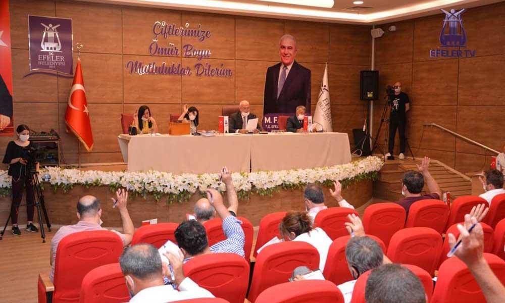 Efeler Belediyesi'nin tüm oturumları, EFELER TV'den canlı yayınlanacak