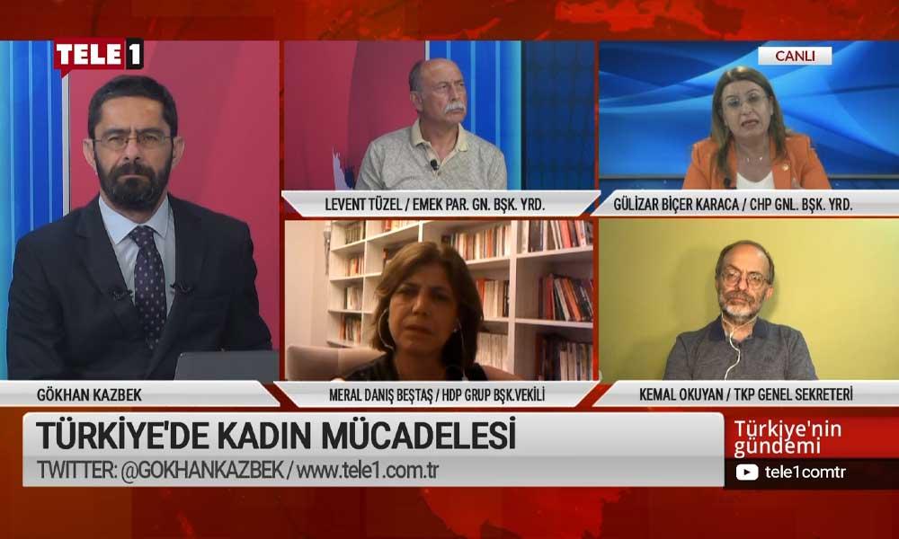 Gülizar Biçer Karaca: İktidarda hala Gezi fobisi görüyoruz