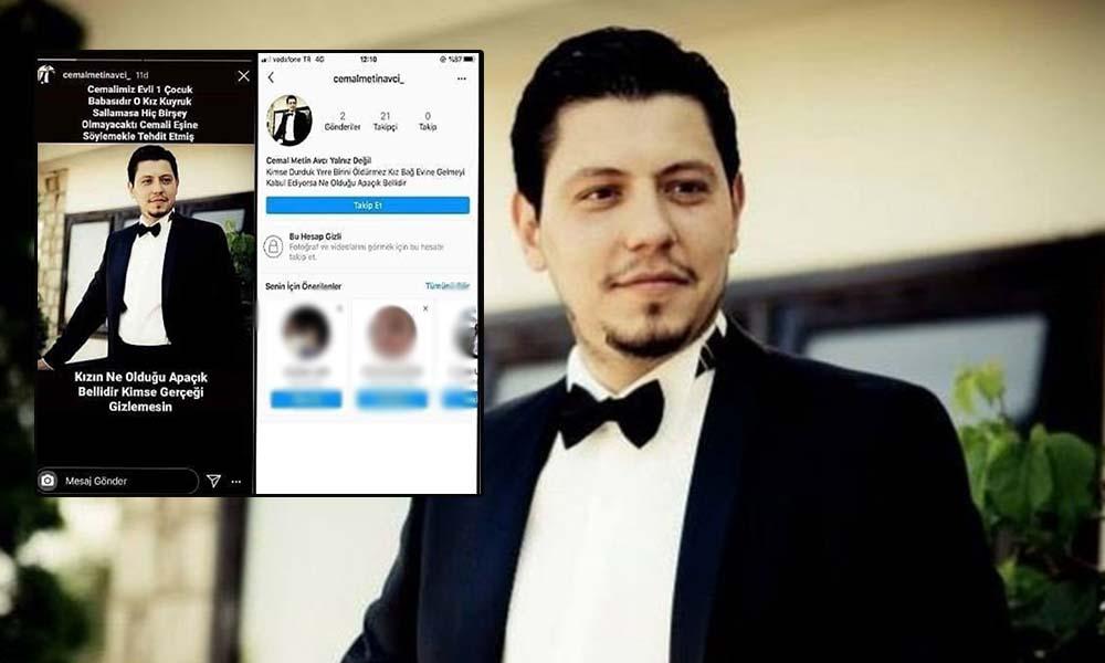 Pınar Gültekin'in katili Cemal Metin Avcı'yı savunmak için açılan hesap hakkında suç duyurusu