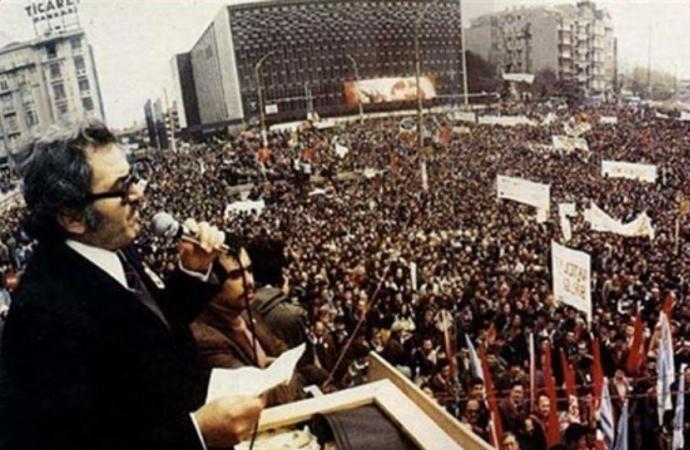Kemal Türkler katledilişinin 40. yılında anıldı