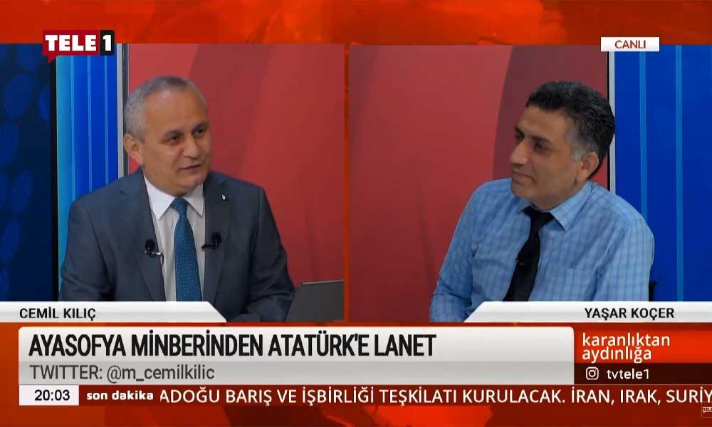 Cemil Kılıç: Dün dinsel çatışmalardan beslenenler için güzel bir gündü