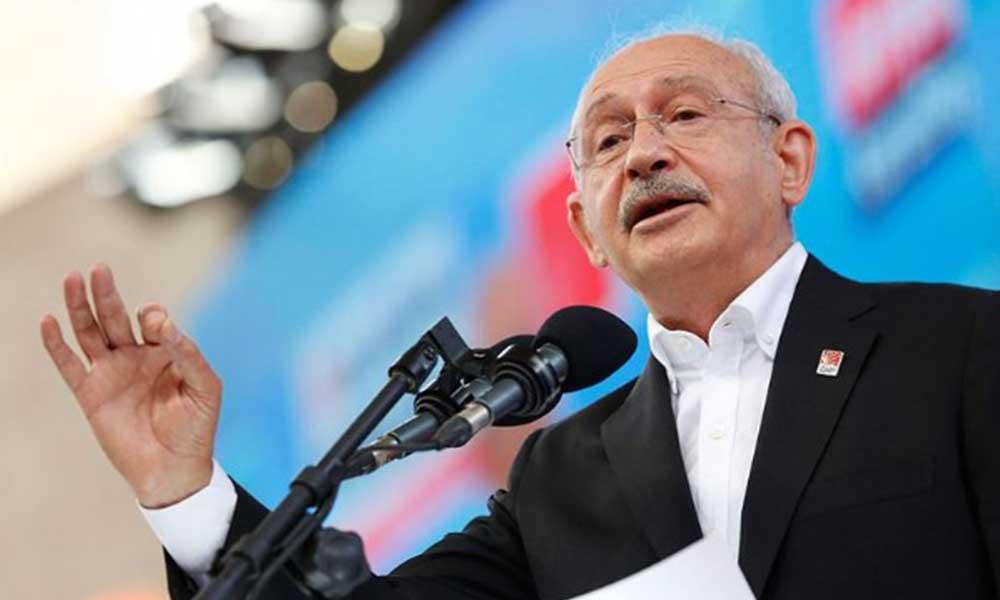 Kılıçdaroğlu 'Güvendiğimiz birden fazla kuruluşun anketi var' dedi ve sonuçları açıkladı