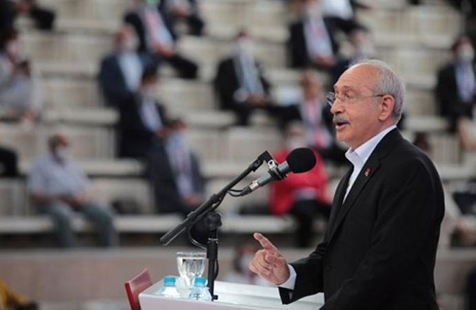 Kemal Kılıçdaroğlu yeniden Genel Başkan!