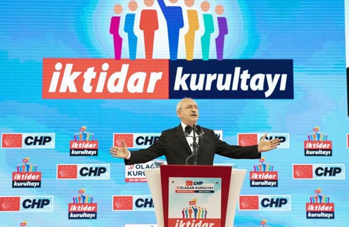 CHP PM'de Sürpriz sonuçlar… İşte tam liste