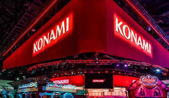 Konami oyun bilgisayarı işine giriyor