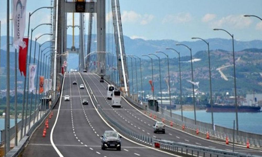 Pandemi döneminde kullanmadığımız otoyol ve köprüler için 1.5 milyar lira ödendi