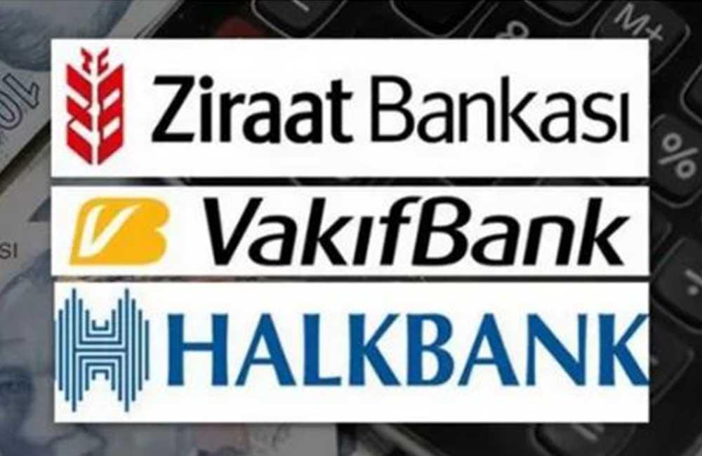 3 kamu bankasından ortak açıklama: Otomativ devleri kredi paketinden çıkarıldı