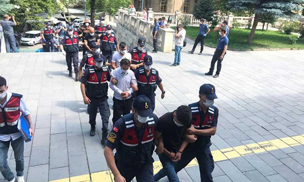 Kütahya'da uyuşturucu operasyonu: 9 gözaltı