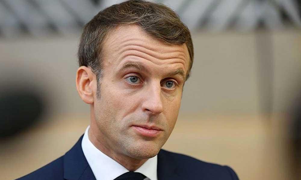 Fransız futbolcu Adil Rami'den, Macron'a sert sözler: Tiksiniyorum