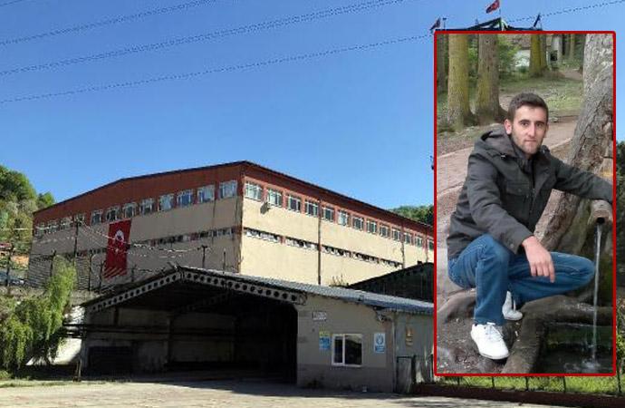 Maden ocağının tavanından taş koptu: 1 ölü