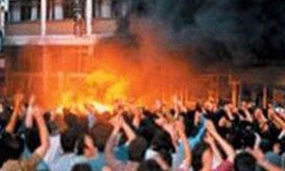 Sivas Katliamı önergesine AKP, MHP ve İYİ Parti'den ret