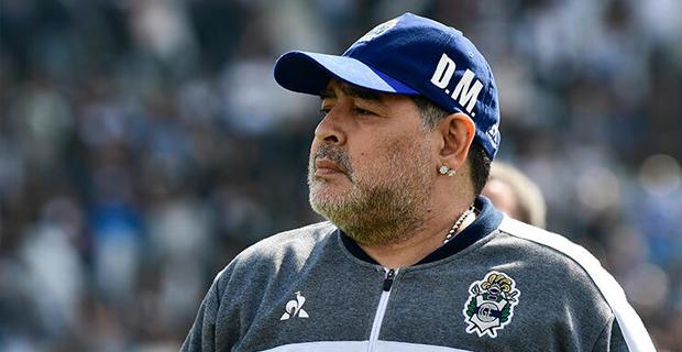 Maradona'nın ölümünde akıl almaz iddia