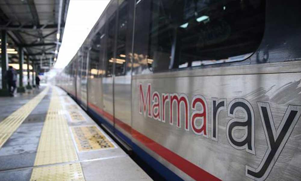 Marmaray hattına giren kişi 27 bin voltluk elektrik akımına kapıldı