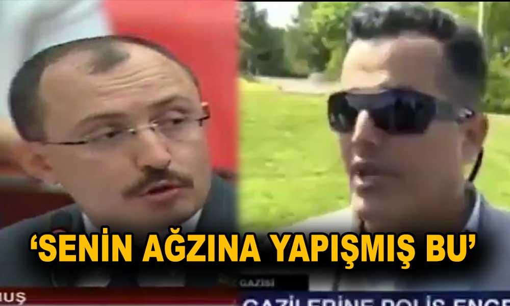 15 Temmuz Gazisi'nden Gülen'e 'sayın' diyen AKP'li Mehmet Muş'a soğuk duş