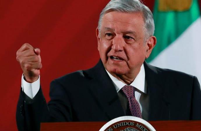 Meksika Devlet Başkanı'nın binmeyi reddettiği uçağa alıcı çıktı