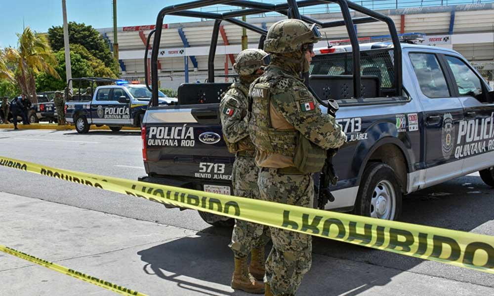 Uyuşturucu karteli sokağa çıktı! Meksika'ya meydan okudu