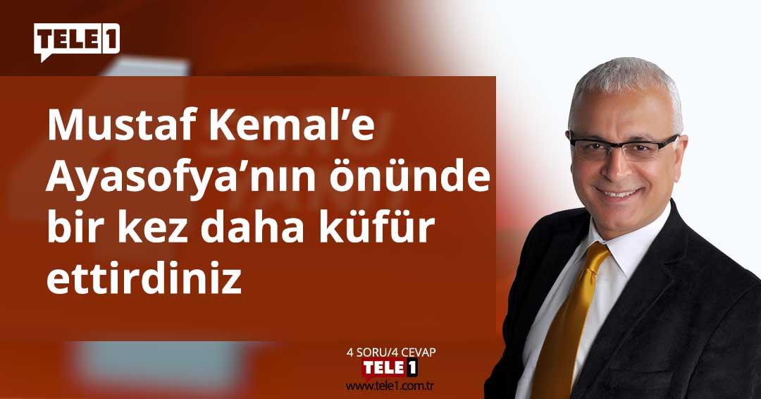 Merdan Yanardağ: Erdoğan, Erbaş'a destek verirken bir kez daha düşünsün