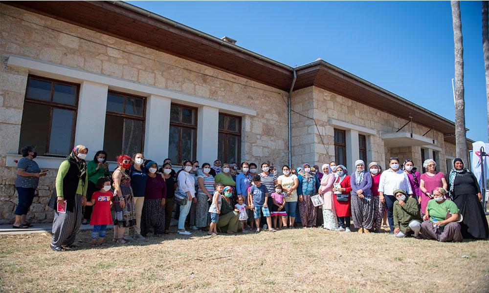 Atatürk'ün mirası kadınlara emanet