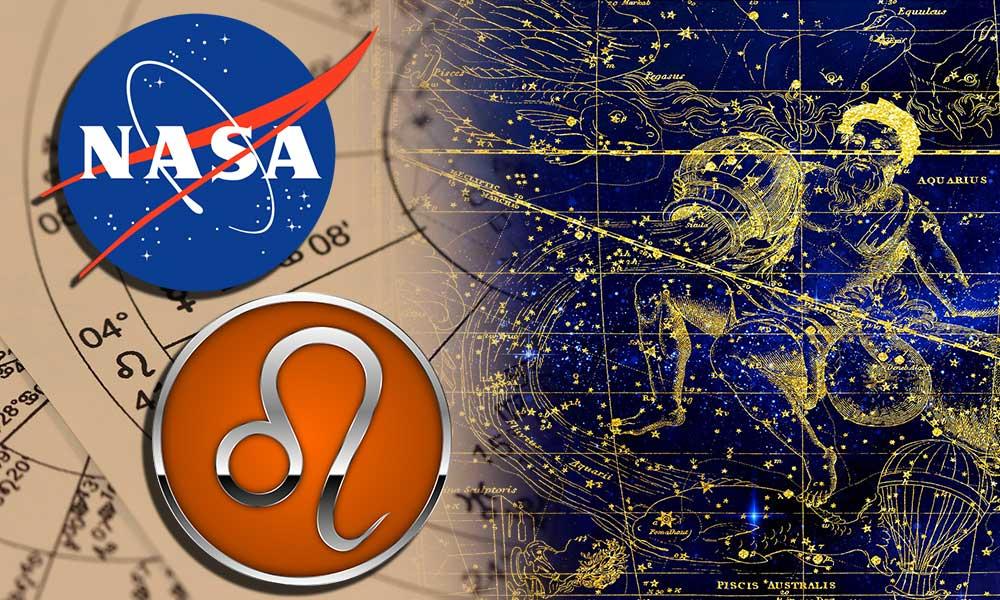 Geleneksel 'Burçlar değişti' haberi bu kez NASA ile devreye sokuldu
