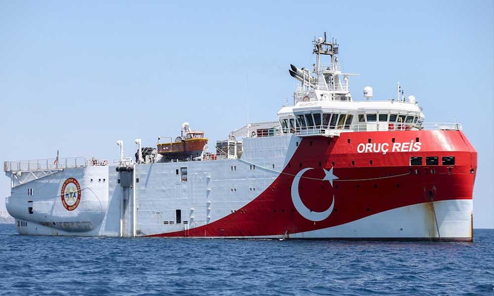Doğu Akdeniz'deki gerilime bir ülke daha dahil oldu! AB'ye flaş Türkiye çağrısı