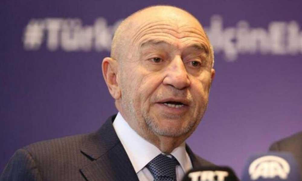 TFF Başkanı Özdemir'den yabancı kuralı ve seyircili maçlara ilişkin açıklama