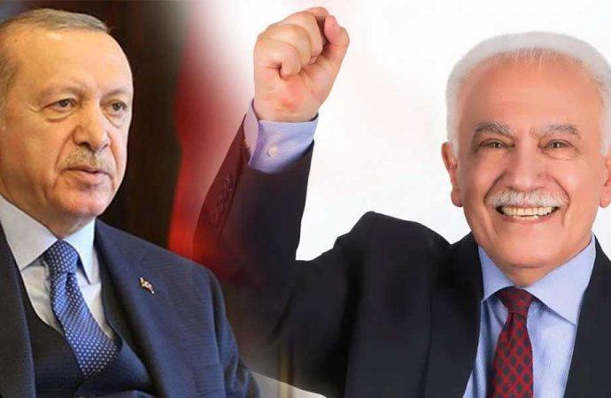 Perinçek, Erdoğana sahip çıktı: Milli diktatörlük uygulamalı