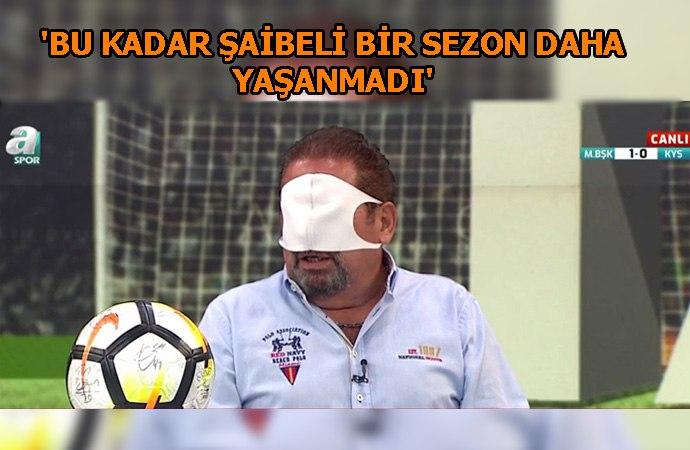Yandaş A Spor'da Erman Toroğlu Başakşehir'in gerçekten nasıl şampiyon olduğunu açıkladı