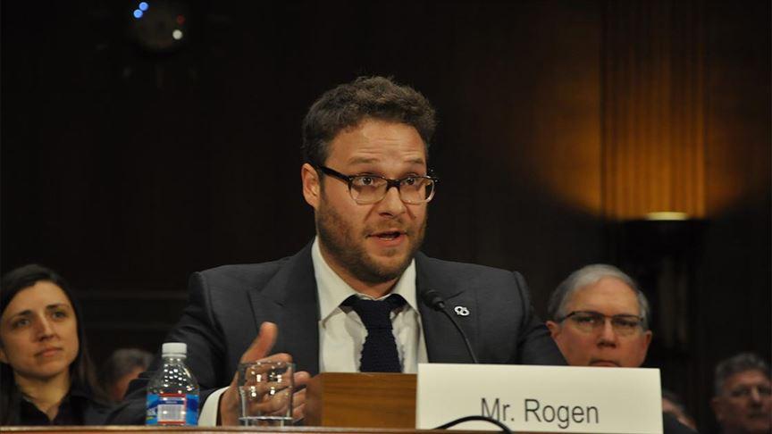 Yahudi aktör Seth Rogen: İsrail'e dair bir sürü yalanla büyütüldüm