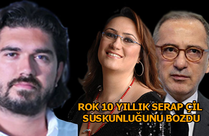 "Rasim Ozan Fatih Altaylı'ya 2010'dan kalan ""golf sopasıyla"" girişti"