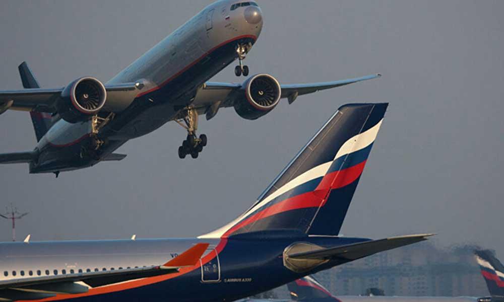 Rusya'da uluslararası uçuş yasağı uzatıldı