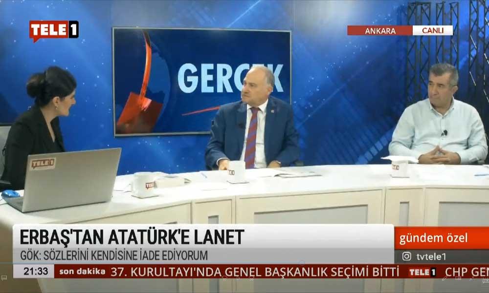 Necdet Saraç: Bu iş Cumhuriyet'le, Atatürk'le hesaplaşmadır