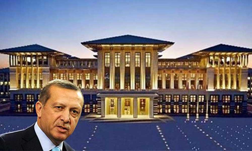 AKP'nin 'Saray kampanyası' bir kişiye özel çıktı!