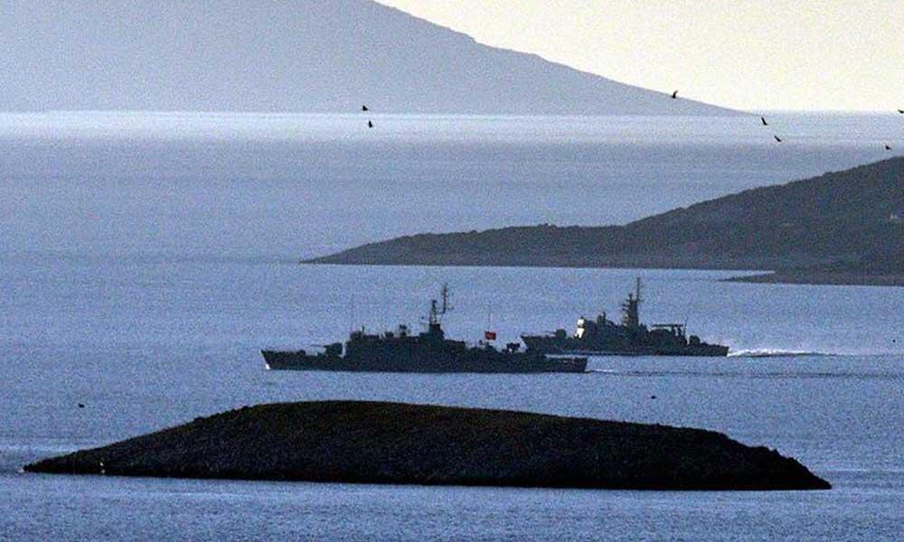 Fransa'dan 'Türk savaş gemisi taciz etti' iddiası