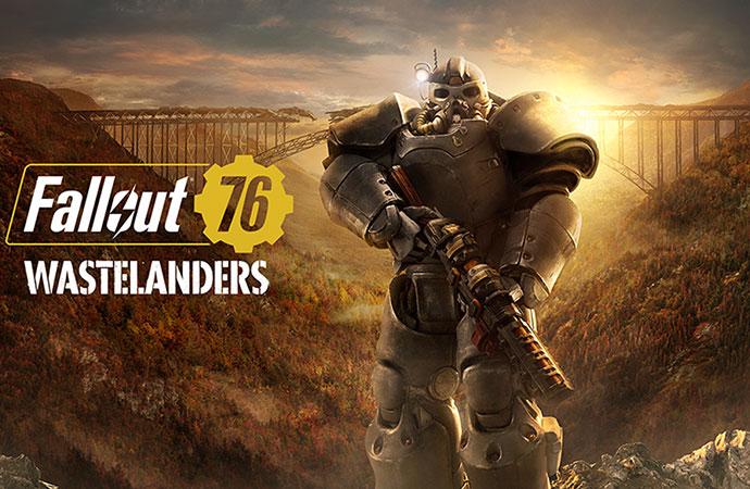 Fallout 76: Wastelanders incelemesi