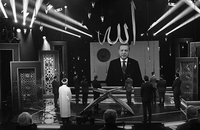 Şahin Ciner | Erdoğan'a göre son din islamiyet değil!