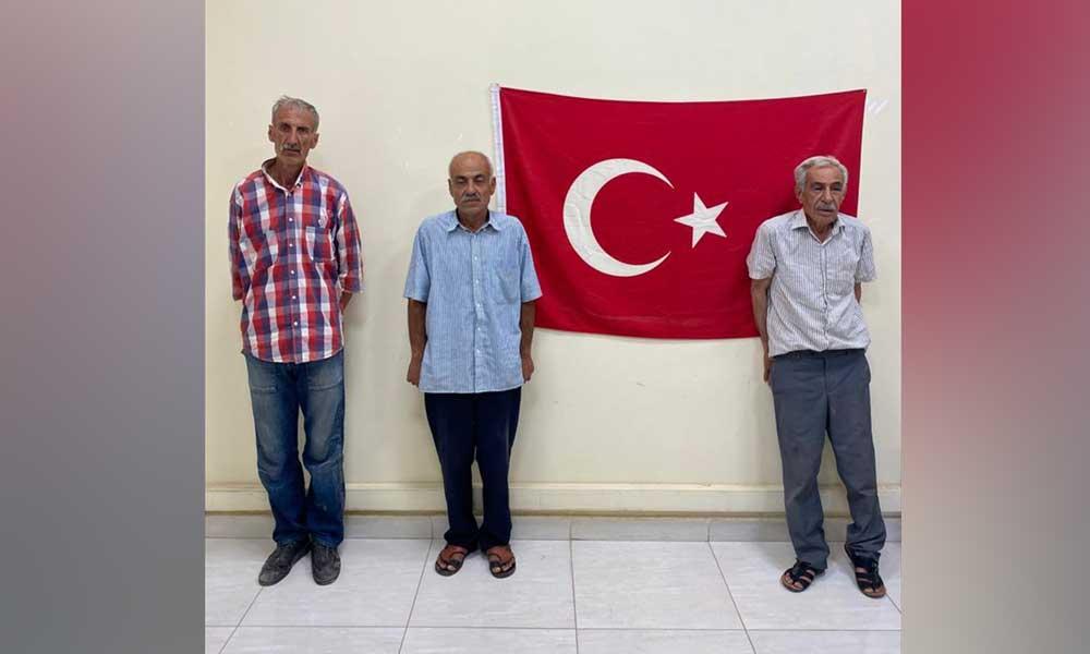 30 yıl önce teğmeni şehit eden kaçakçılar yakalandı