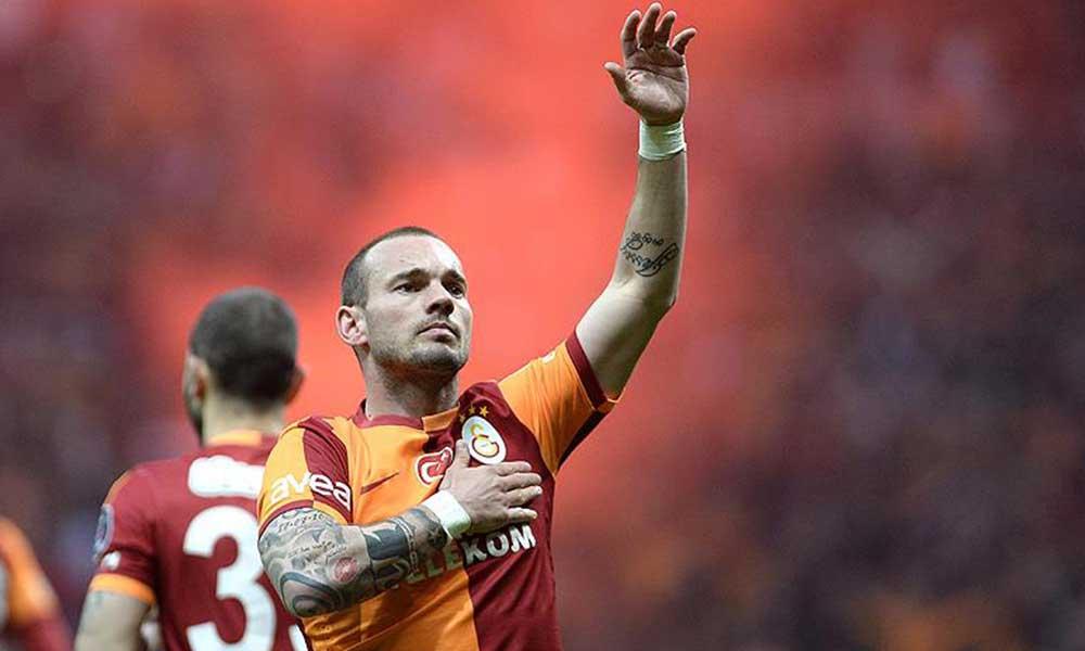Sneijder futbola geri dönmek istediğini açıkladı! Bakın hedefinde hangi takım var