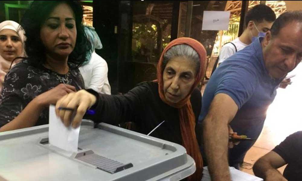 Suriye sandık başında! Komünist parti de seçime girdi