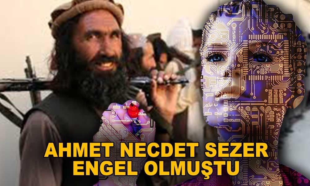 Eski AKP'li vekil Ocaktan'dan Taliban benzetmesi