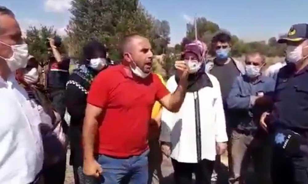 Tarım arazileri, maden ocakları için kamusallaştırılmasına direnen köylü: Ben bugün devletime küstüm