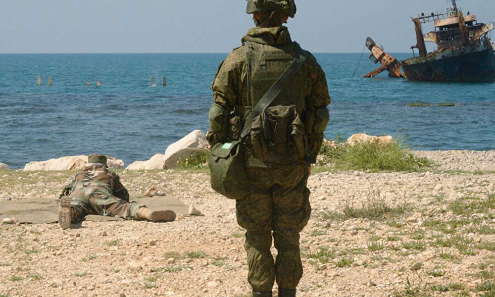 Rusya ve Suriye, Akdeniz'de ortak tatbikat gerçekleştirdi