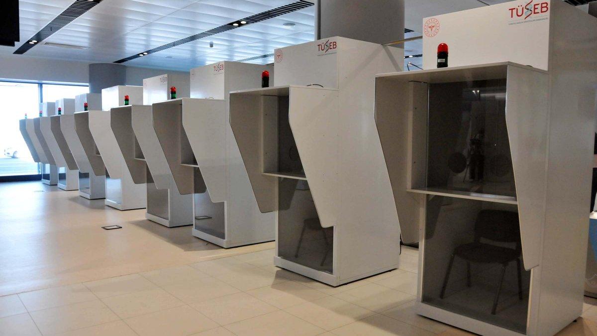 İstanbul Havalimanı'nda koronavirüs test merkezi kuruldu! İşte alınacak ücret
