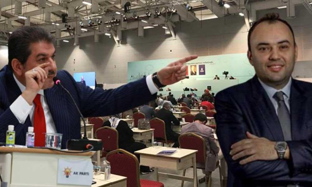 AKP'li Tevfik Göksu, ihaleyi AKP'liye verdi
